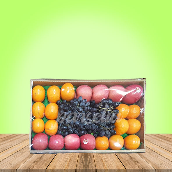 Christmas - Fruit in a box 1