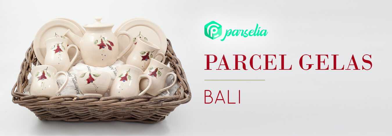 Parcel Gelas Bali